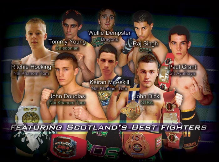 November 2008 - Look out for these fighters